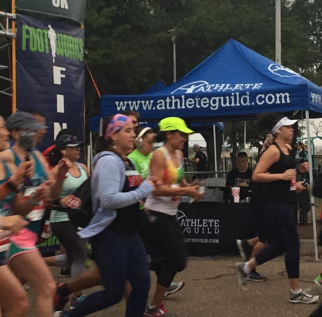Bee Healthy Half Marathon Results