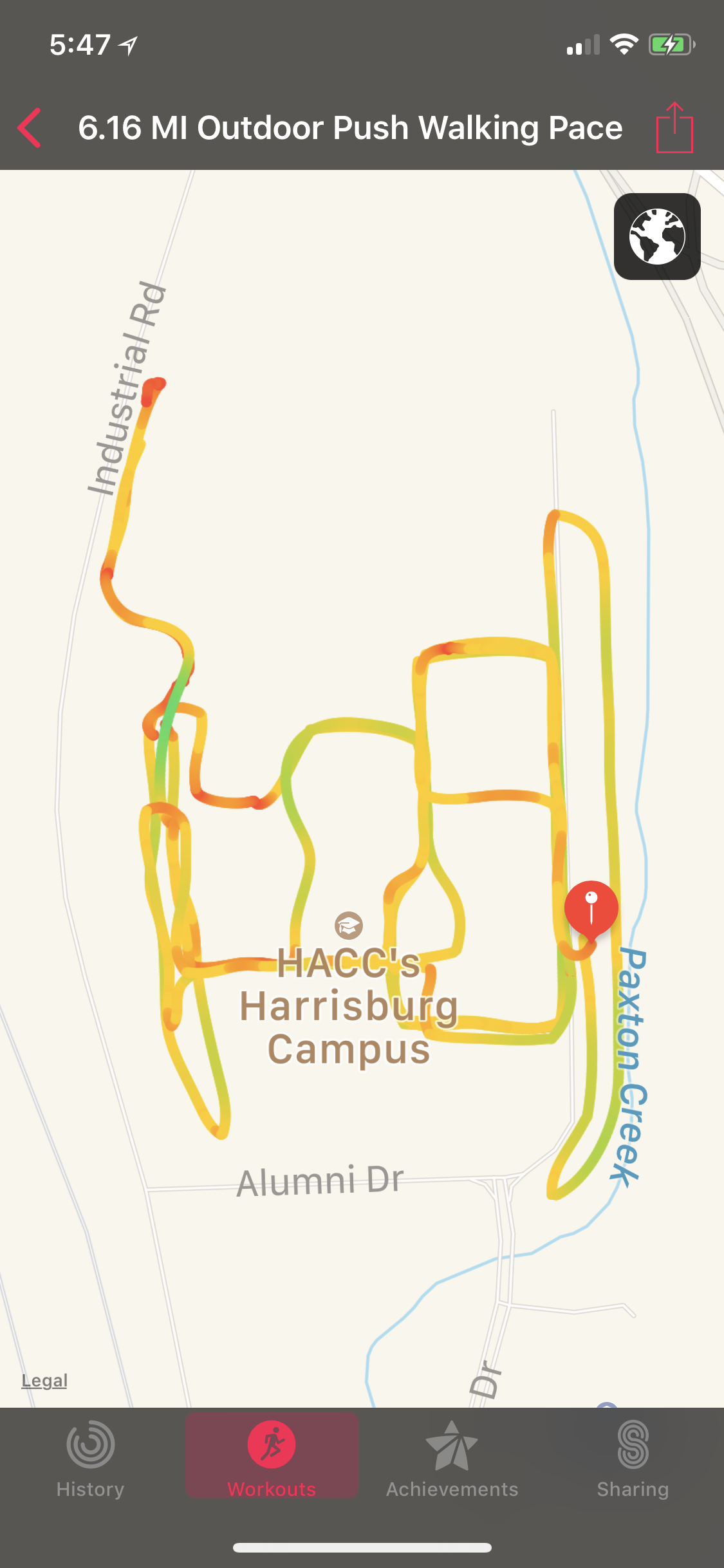 Hacc Campus Map. Penn State Campus Map, Millersville University ...